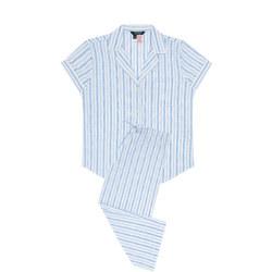 Woven Pyjama Top