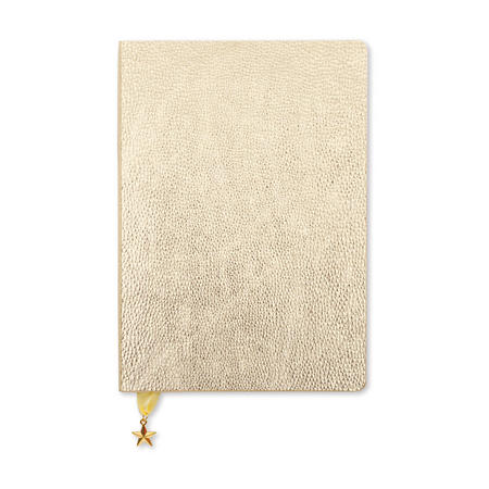 All That Glitters WTV A5 Diary Gold