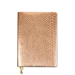 All That Glitters A5 Notebook Rose Copper