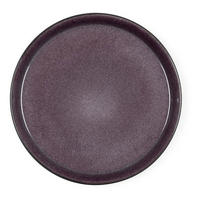 Large Lilac Dining Plate
