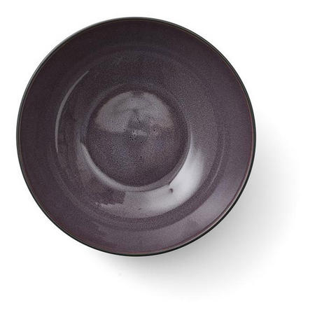 Large Lilac Salad Bowl