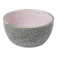 Small Pink Serving Bowl