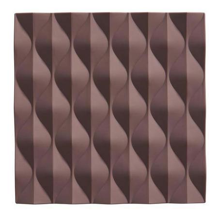 Origami Plum Trivet
