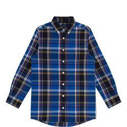 Boys Madras Shirt
