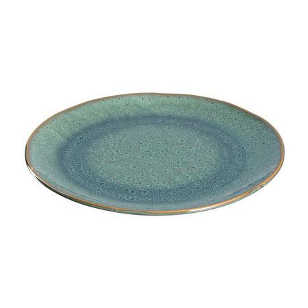 MATERA Ceramic Plate  23cm Green