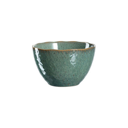 MATERA Ceramic Bowl  15cm Green