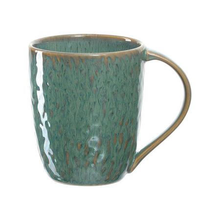 MATERA Ceramic Mug  Green