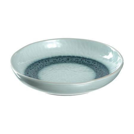 MATERA Ceramic Deep Plate  21cm Blue