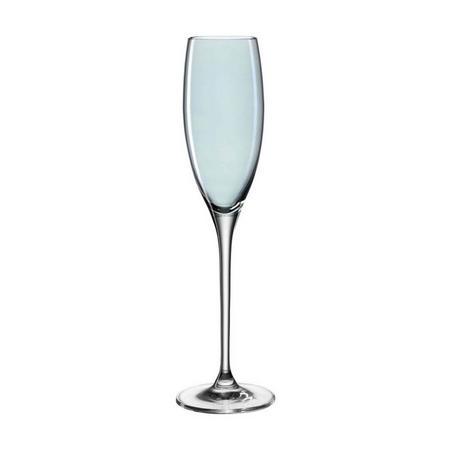 Champagne Glass LUCENTE Blue