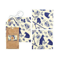 Bees Wrap Bees & Bears Lunch Pack