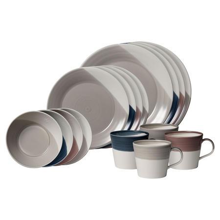 Bowls of Plenty 16 Piece Set Mixed
