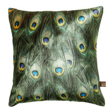 Scatterbox Azure Cushion Green  42 x 43cm