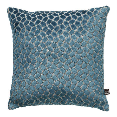 Lapis Cushion Blue 45 x 45cm