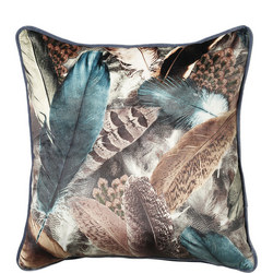 Stormi Cushion Teal 43 x 43cm