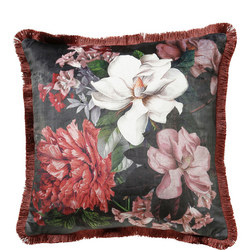 Magnolia Cushion Blush 45 x 45cm