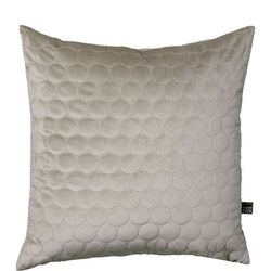 Halo Cushion Taupe 45 x 45cm