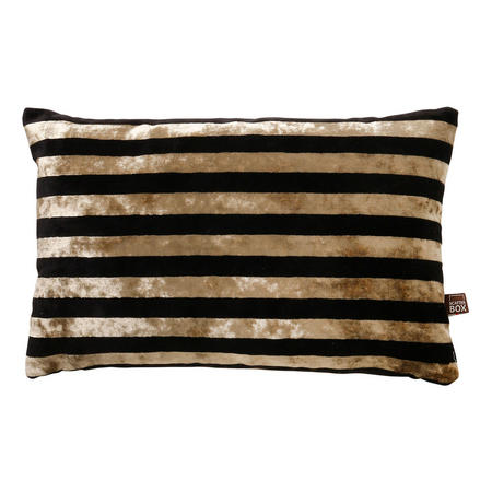 Harley Cushion Black 35 x 50cm