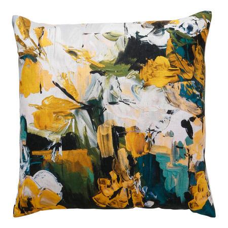 Olyesa Cushion Yellow 45 x 45cm