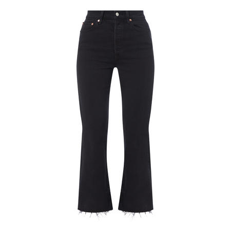 Ribcage Cropped Jeans
