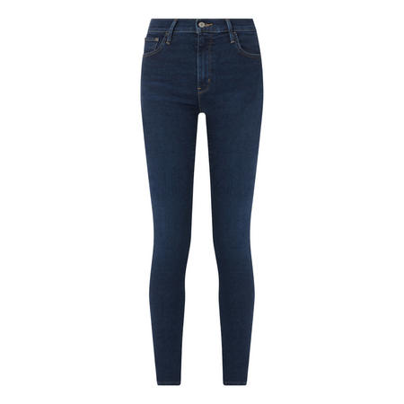 720 High Rise Skinny Jeans
