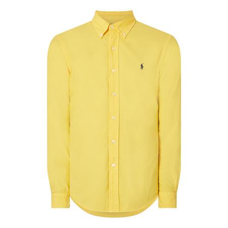 Garment Dyed Oxford Shirt