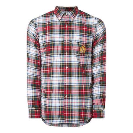Twill Tartan Shirt