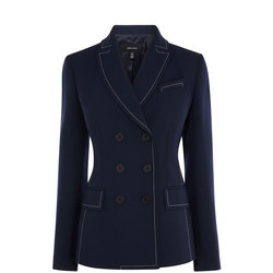 S Sporting Windsmore Knitted Black Jacket Women's Clothing