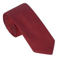 Cross Silk Tie