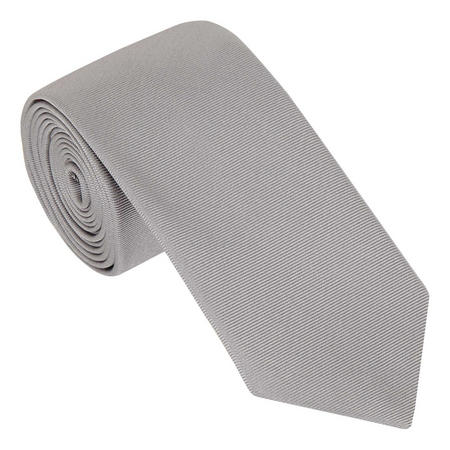 Twill Silk Tie