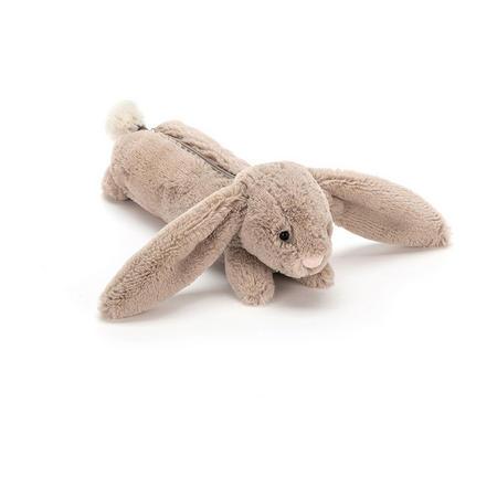 Bashful Bunny Beige Long Pouch