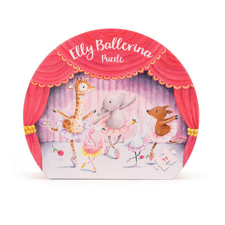 Elly Ballerina Puzzle