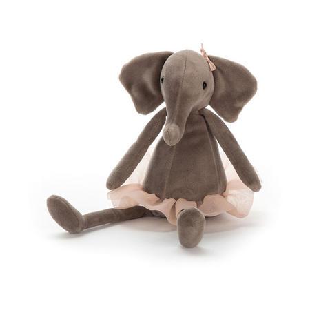 Dancing Darcey Elephant 23cm
