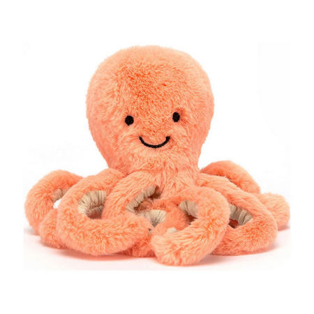 Peachie Octopus 14cm