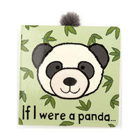 If I Were A Panda Book