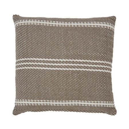 Oxford Stripe Cushion Monsoon 45 x 45cm