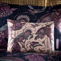 Audubon Boudoir Pillowcase Pink