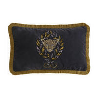 Amazon Cushion Charcoal 30 x 50cm