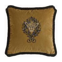Amazon Cushion Gold 43 x 43cm