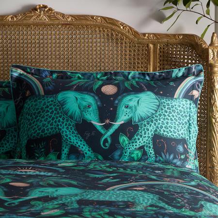 Zambezi Oxford Pillowcase Teal