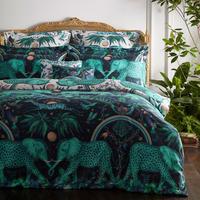 Zambezi Standard Pillowcase Teal