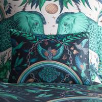 Zambezi Boudoir Pillowcase Teal