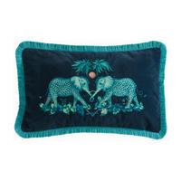 Zambezi Cushion Teal
