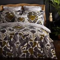 Amazon Oxford Pillowcase Grey