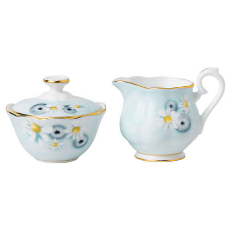 Alpha Foodie Mini Sugar & Cream Set Turquoise