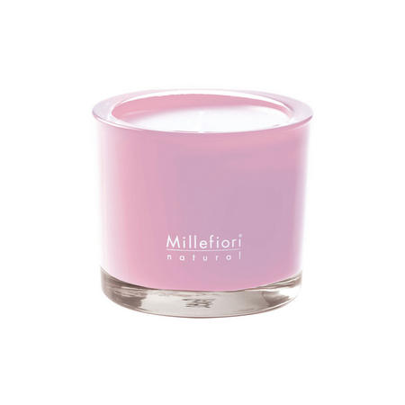 Magnolia Blossom & Wood Natural Scented Candle