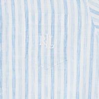 Striped Night Shirt