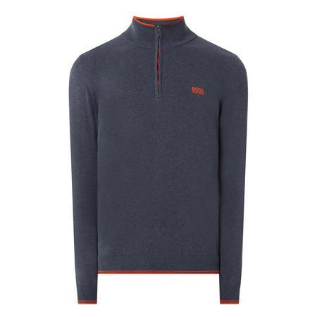 Zimex Half-Zip Sweater