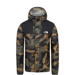 1985 Seasonal Celebration Camouflage Jacket