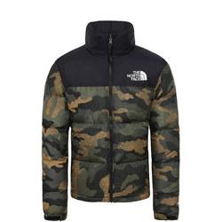 1996 Camouflage Retro Nuptse Jacket