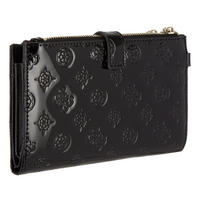 Patent Logo Embossed Wallet
